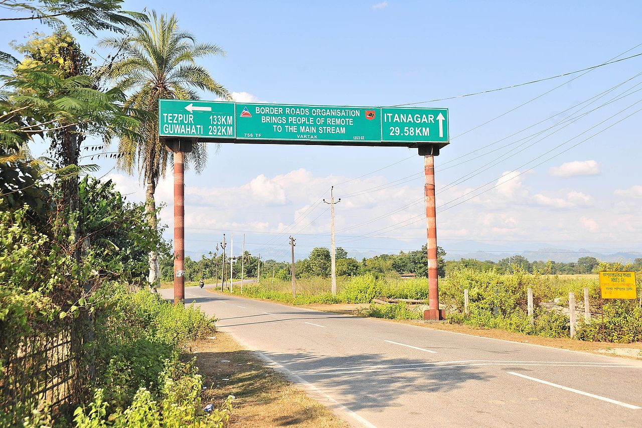 Different Ways to Reach Assam-By Road
