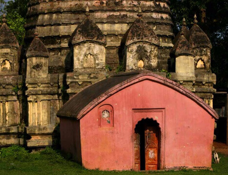 Top Religious Place to Visit in Assam-Asvakranta Temple