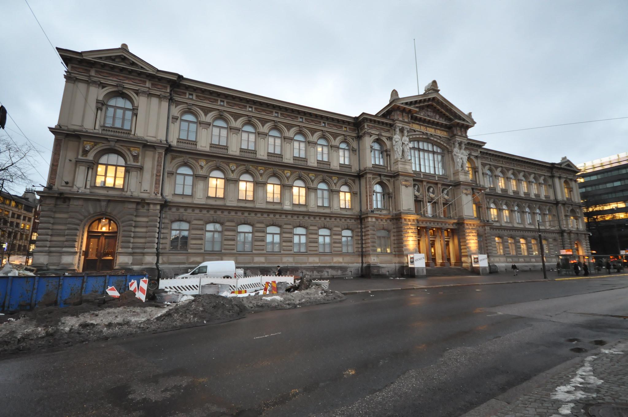 Ateneum Art Museum-Helsinki Travel