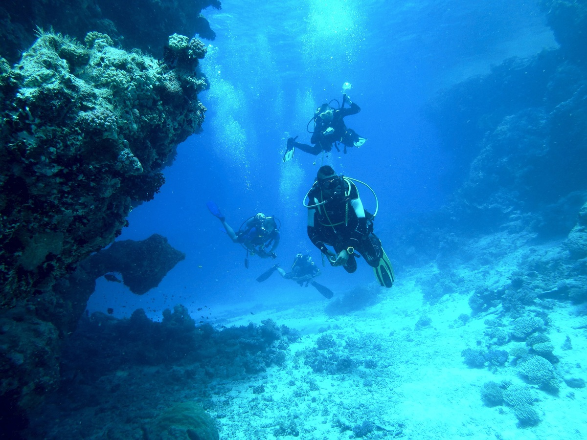 Popular Location For Scuba Diving in San Antonio City-Athens Scuba Park