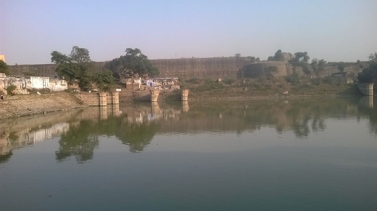 Attractions To See In The Deeg Fort, Rajasthan