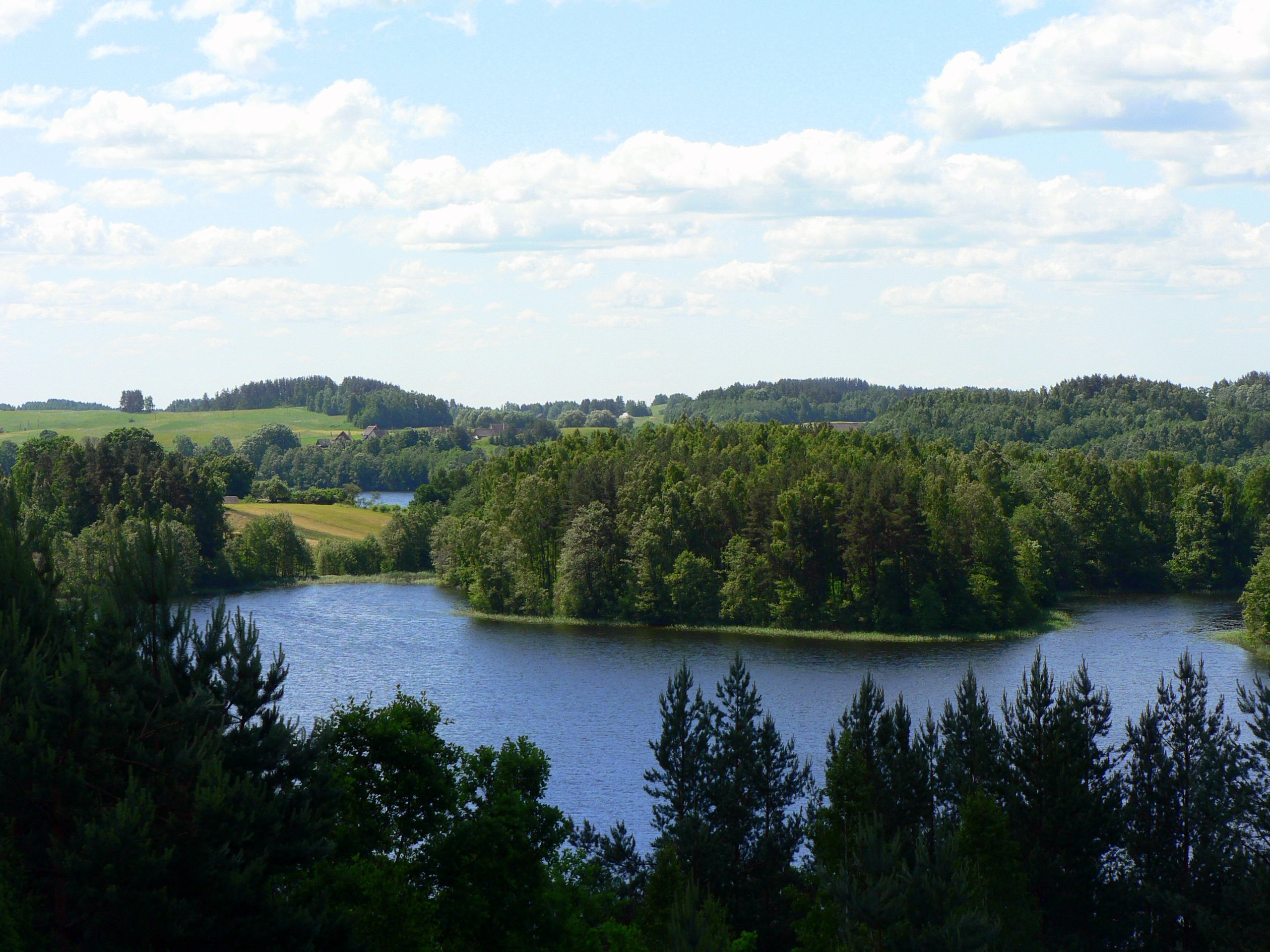 Aukstaitija National Park You Must Visit When in Lithuania