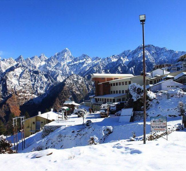 Auli Mesmerizing Hill Stations To Visit In Uttarakhand