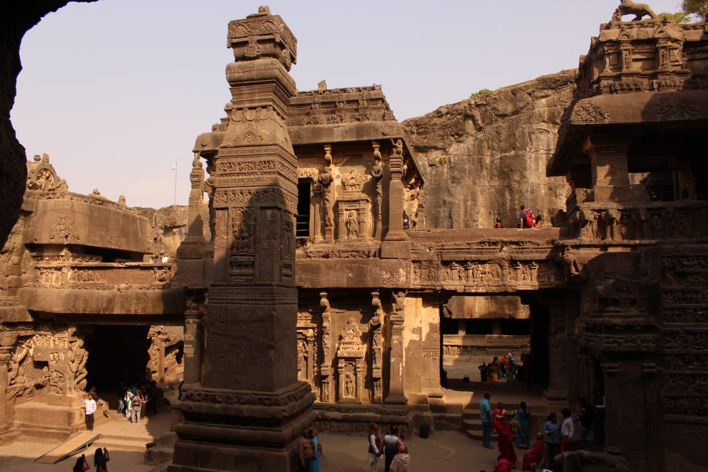 Famous Weekend Destination from Ahmednagar-Daulatabad Fort, Aurangabad
