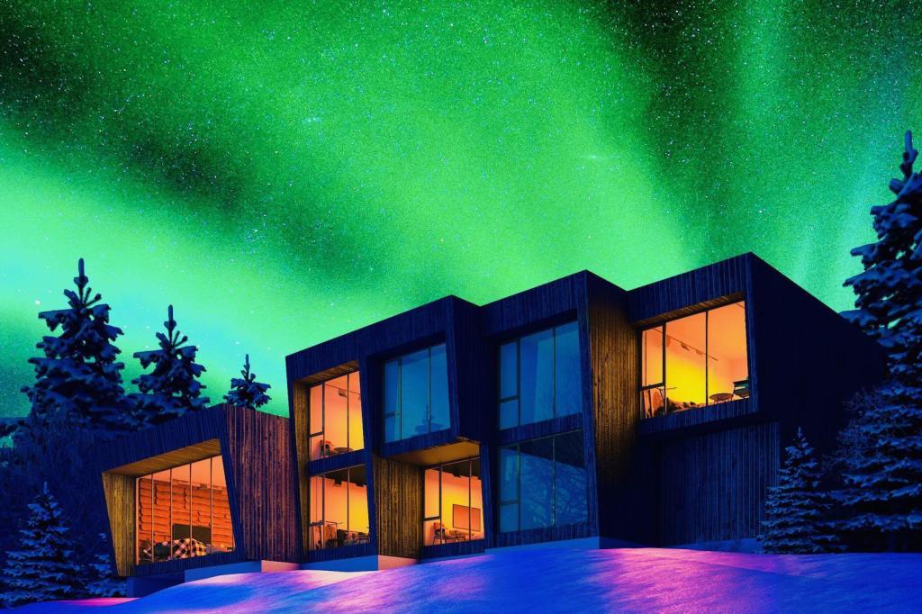 Aurora Villa - Best Luxury Hotel in Alaska