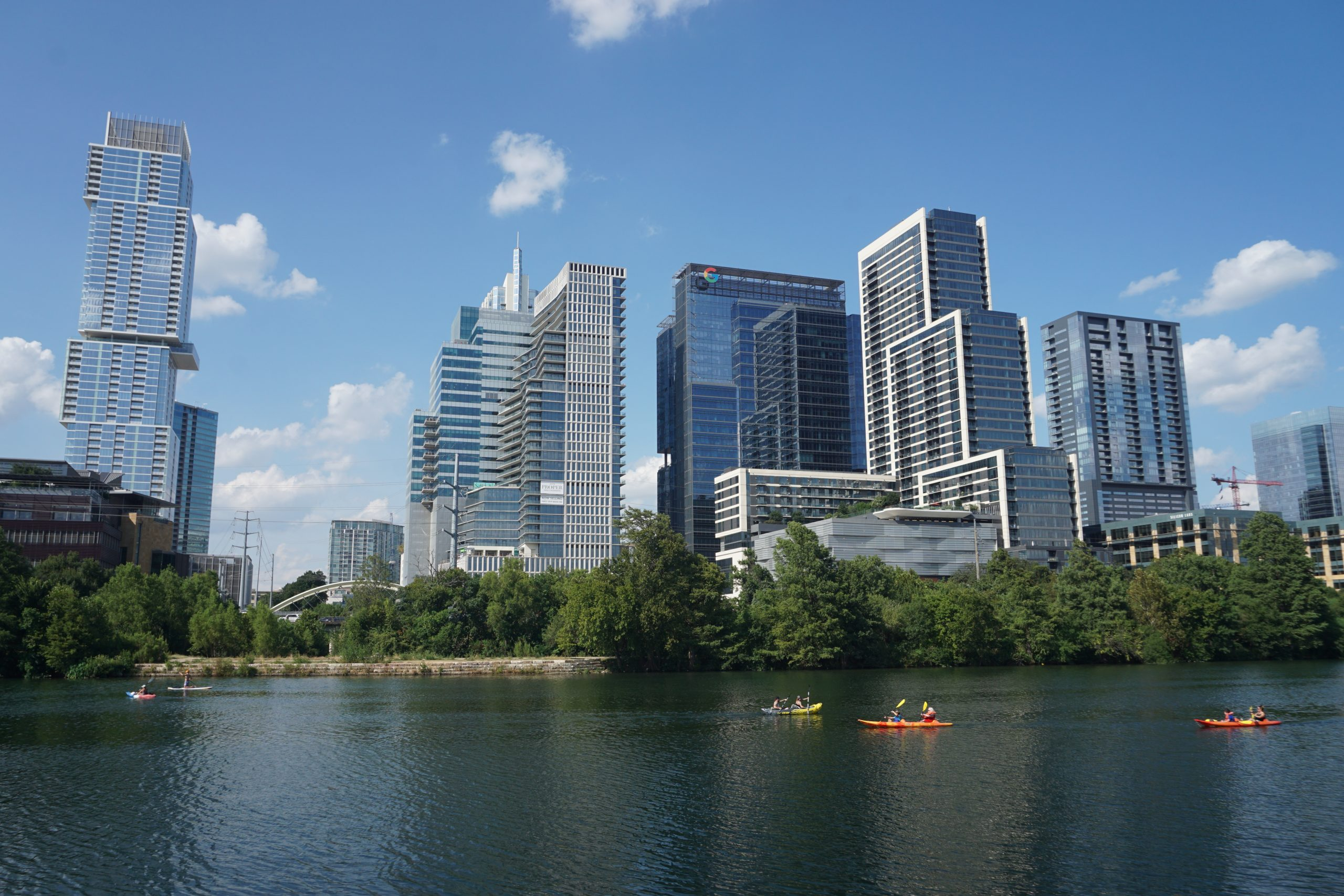 Top Place to Vacation in Texas-Austin, Lady Bird Lake