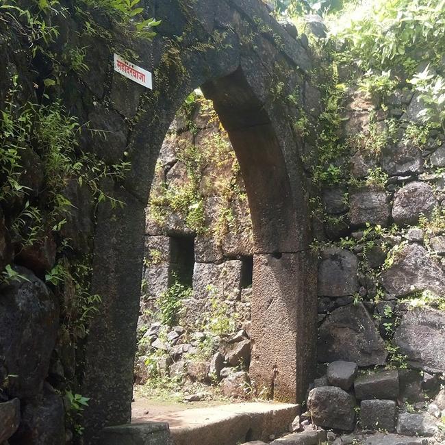 Avchitgad Fort