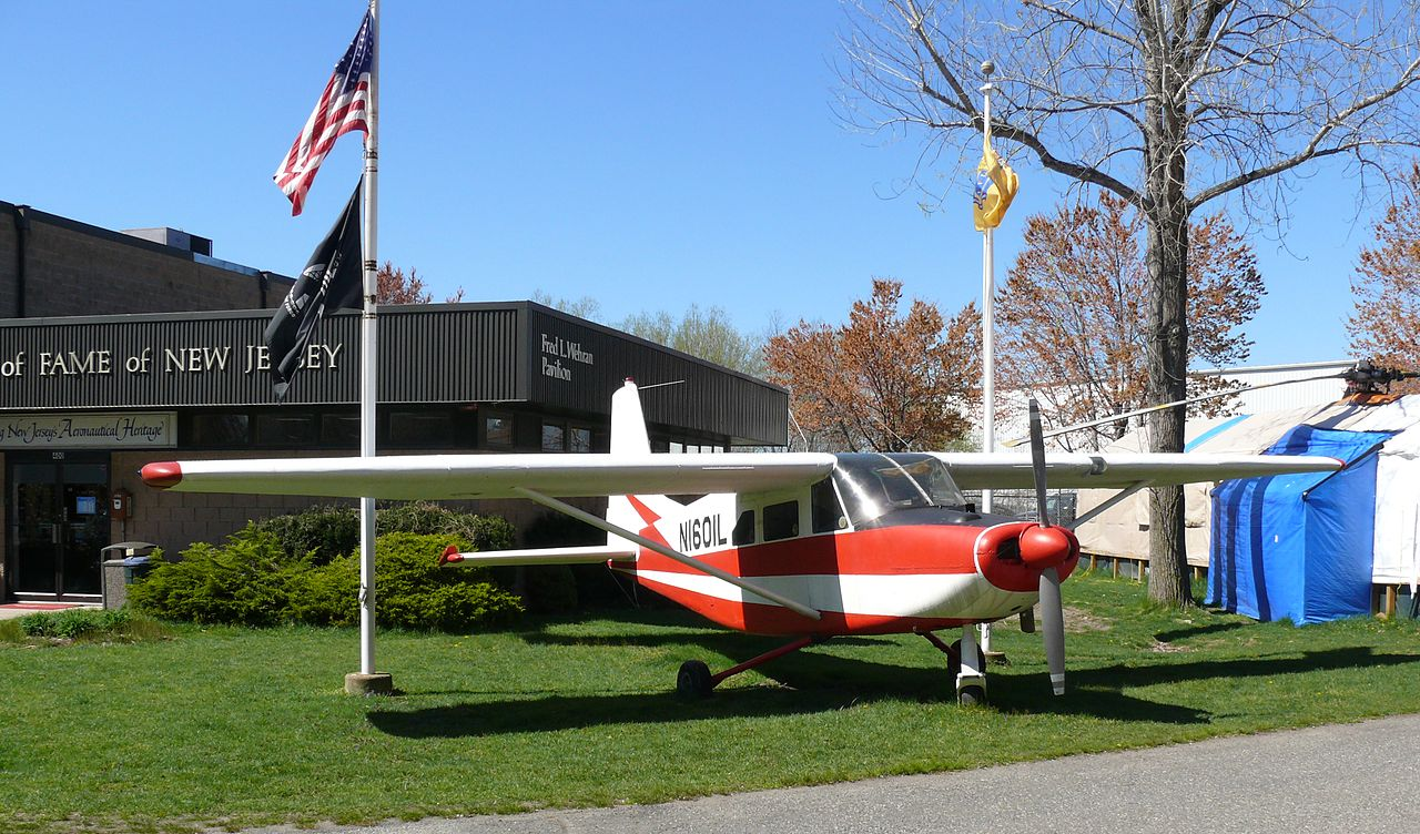 Popular Museum In New Jersey-Aviation Hall of Fame and Museum