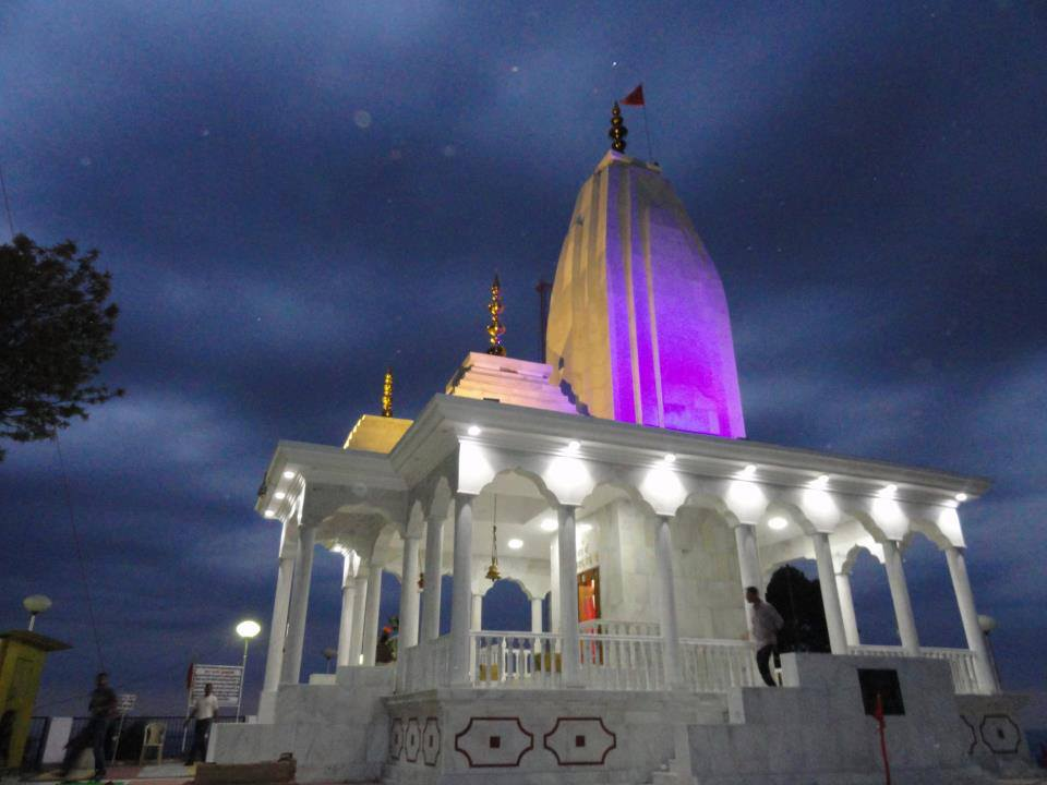 Place To See And Things To Do In Hamirpur-Awa Devi Temple
