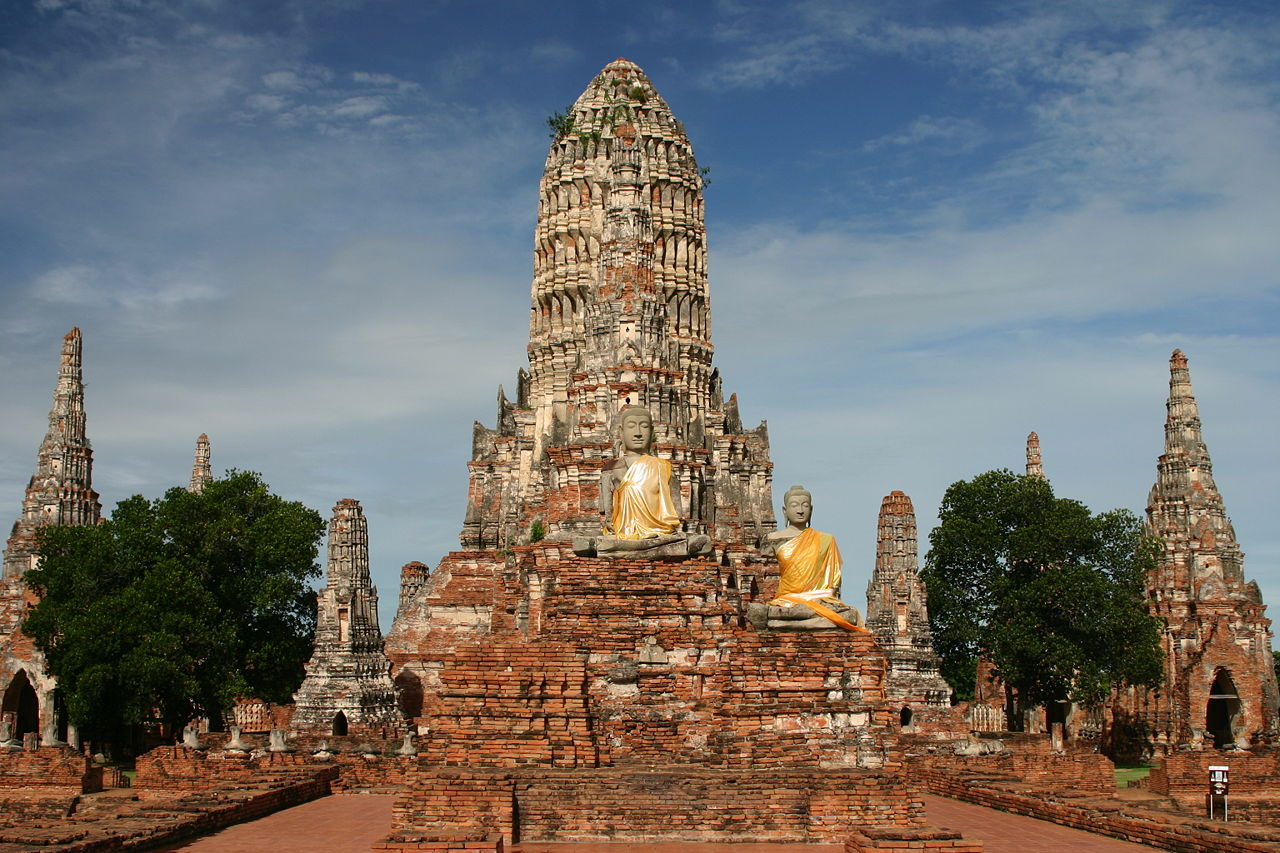 Ayutthaya - Amazing Weekend Destination in Thailand
