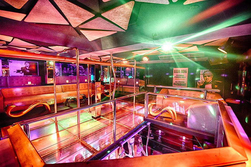 Top Place to Explore Nightlife In Thailand-Bada Bing A Go Go