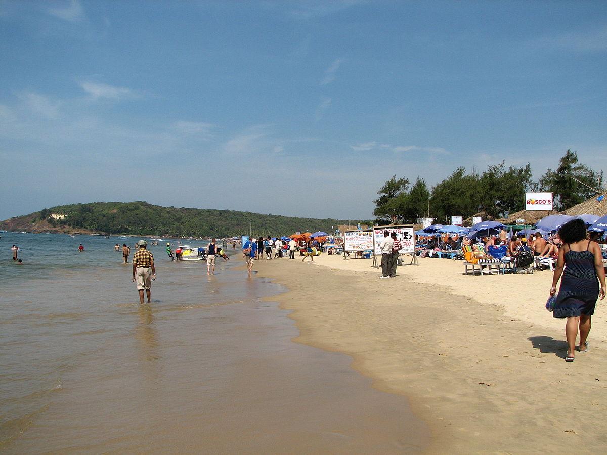 Get Some Vitamin Sea At This Best Beache in North Goa - Baga Beach