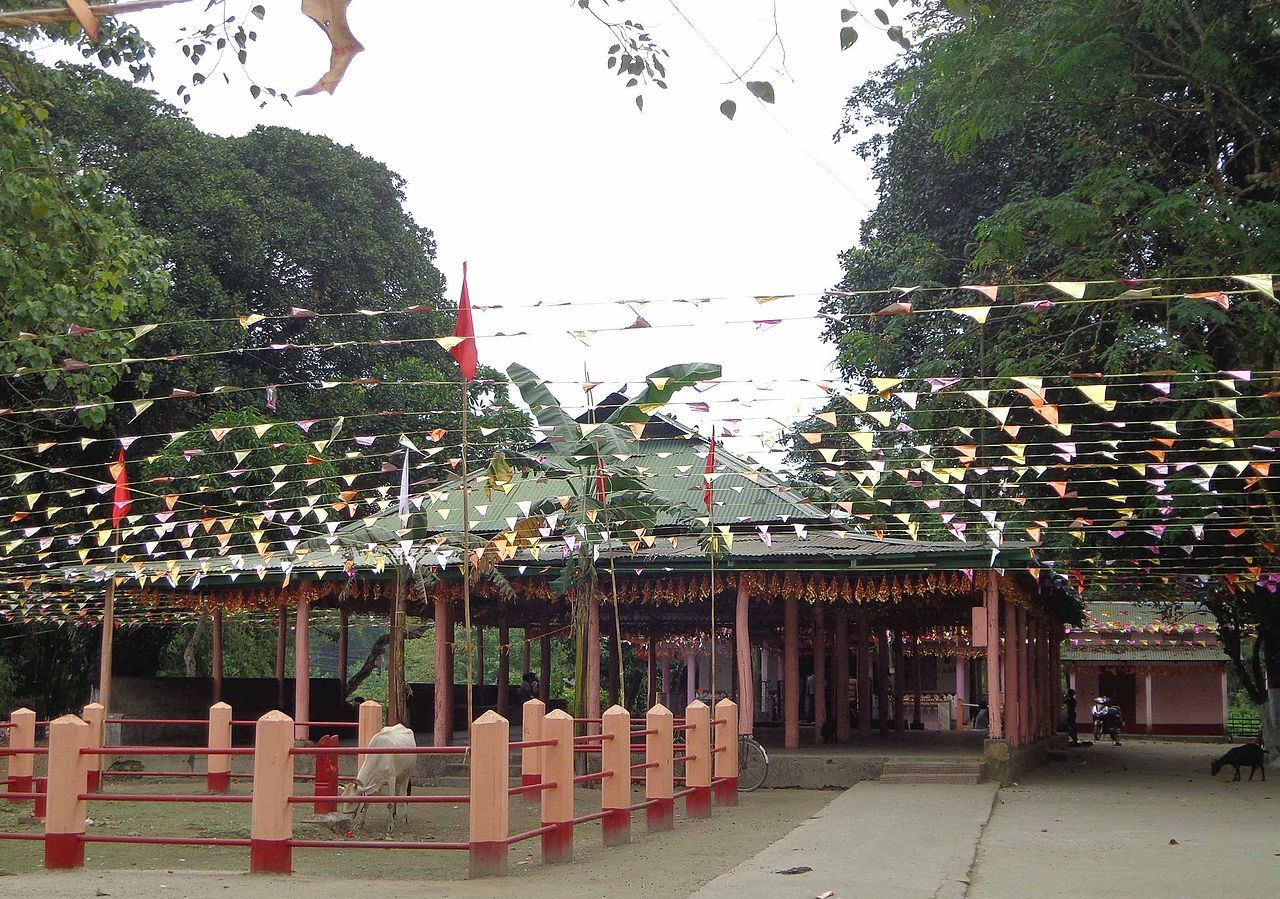Place to Visit in Bongaigaon in Lower Assam-Bageshwari Temple