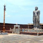 Bahubali Monolith in Karkala