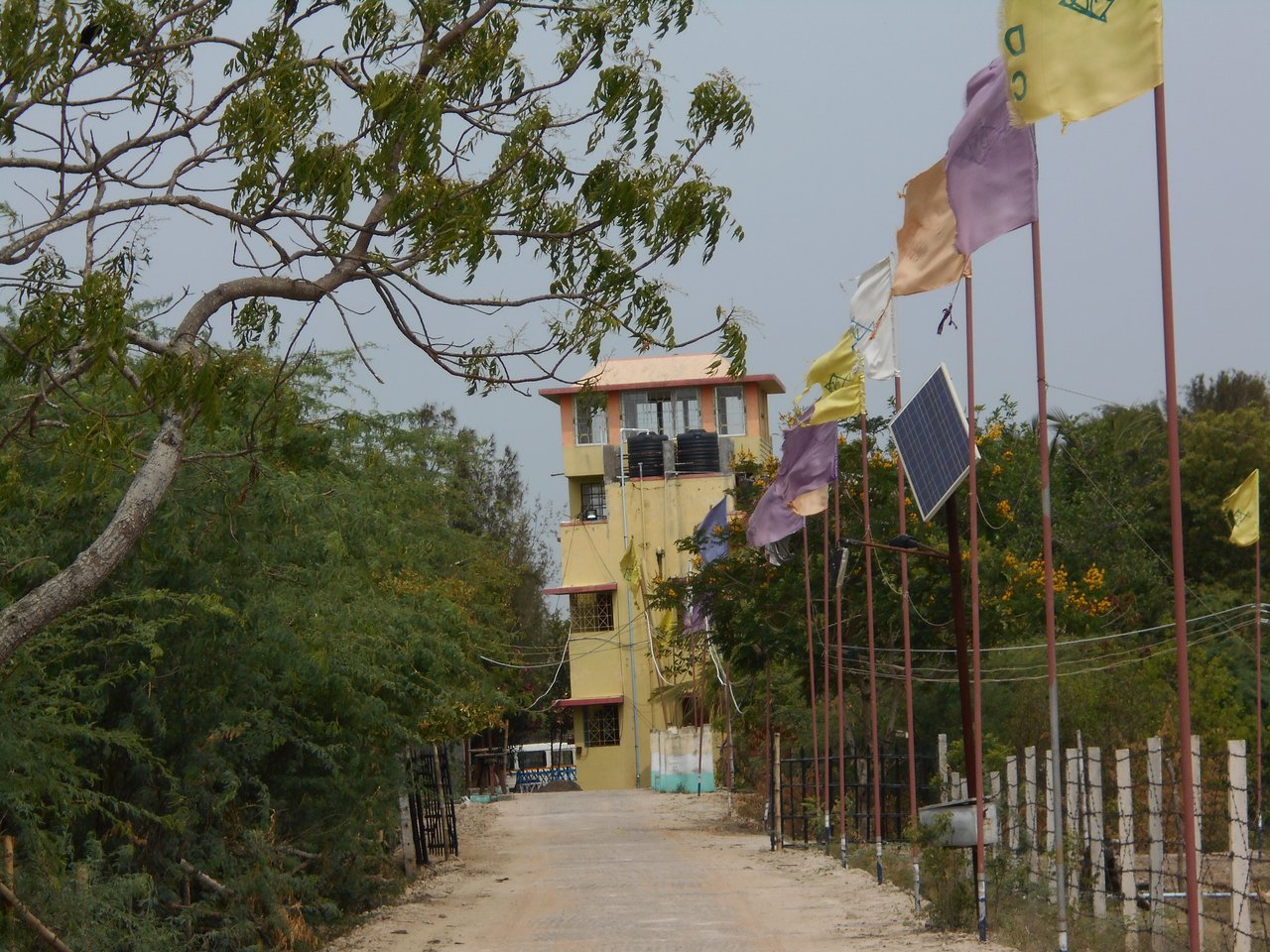 Sight-seeing Tourist Destination in South Bengal-Henry's Island, Bakkhali Watch Tower