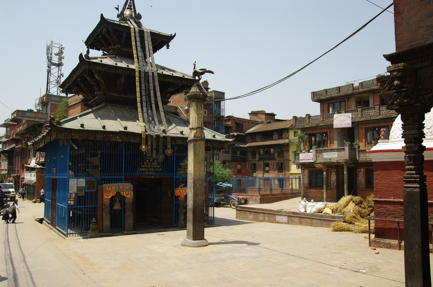 Balkumari Temple in Thimi- Best Place to Visit in Bhaktapur