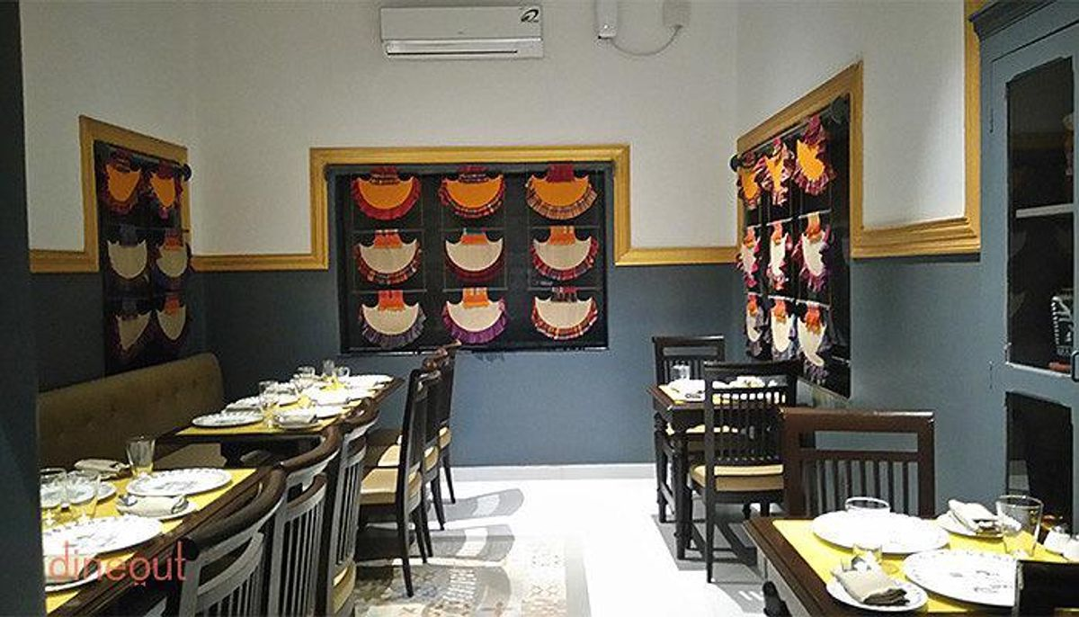 Ballygunge Place - Restaurants In Kolkata That Every Tourists Must Visit