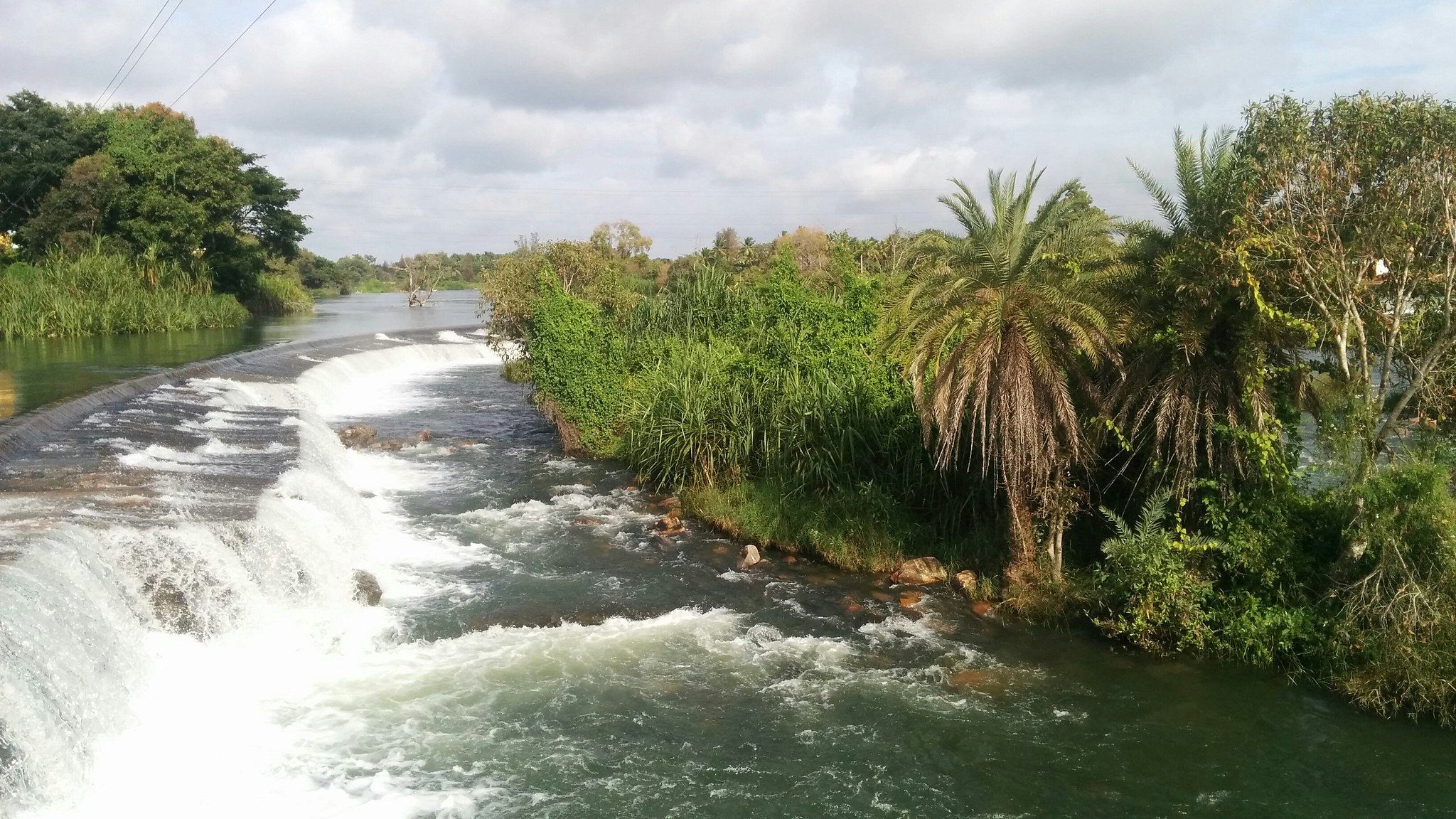 Amazing Waterfall In Karnataka-Balmuri Falls