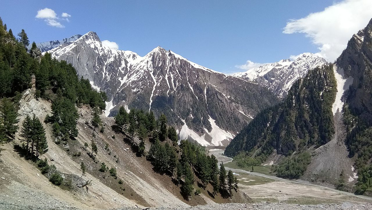 Amazing Place to See in Sonamarg-Zoji-Baltal Valley