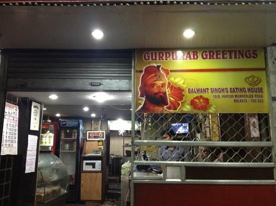Balwant Singh Eating House | Street Food Shops In Kolkata That Will Make You Drool