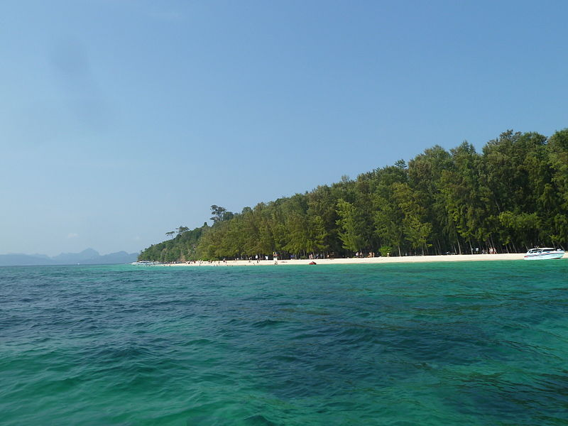 Bamboo Island - Amazing Thing To Do In Phi Phi