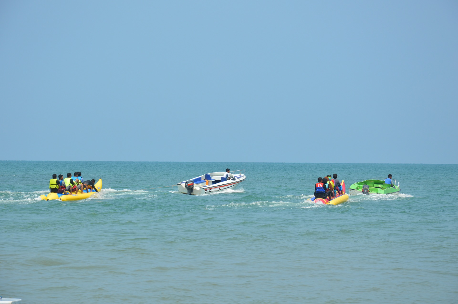 Banana Boat Ride Adventure Sports In Kochi That One Must Try