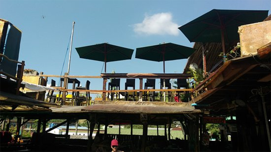 Banana Rooftop Bar-Top Phi Phi Nightlife Place