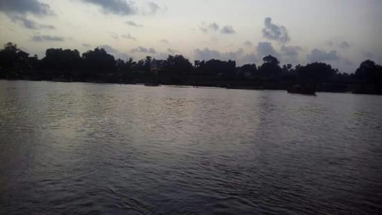 Attraction Tourist Locations in Navsari, Gujarat-Bandar Lake