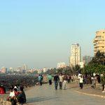Bandra Bandstand or Bandra Promenade