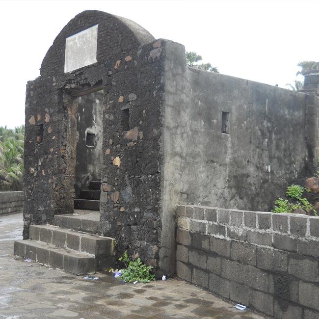 Bandra Fort or Castella De Aguada