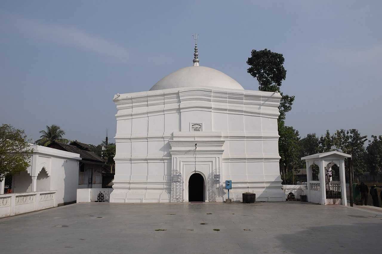 Nice Place to Visit In Cooch Behar, WB-Baneswar Shiva Temple