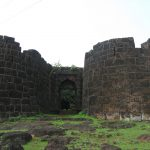 Bankot Fort - Where the Savitri River Meets the Arabian Sea
