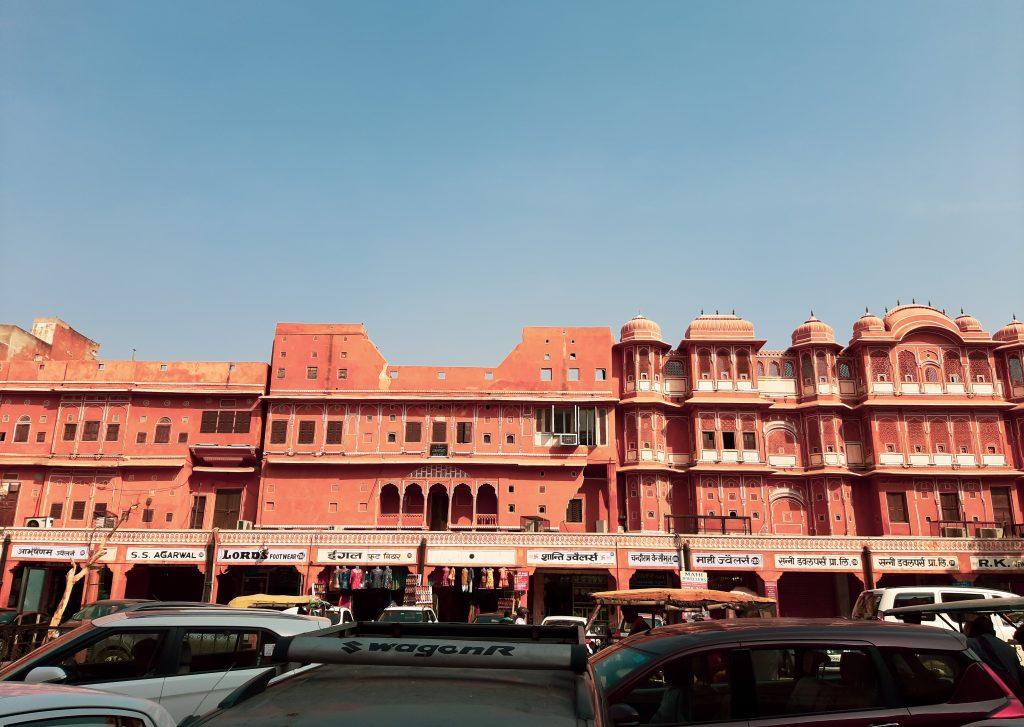 Shopping in Jaipur, Rajasthan, Bapu Bazaar