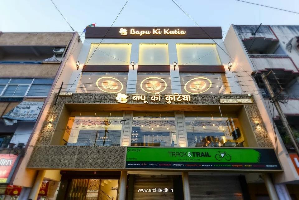 Bapu Ki Kutia-Best Restaurant In Bhopal