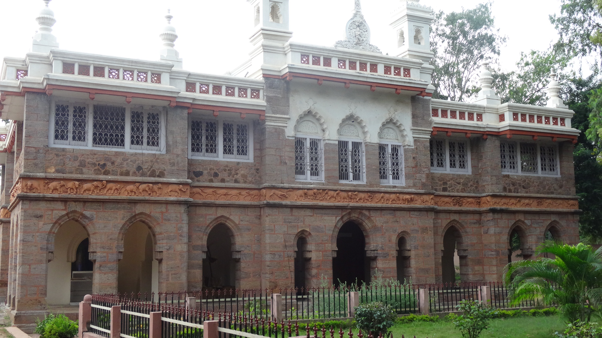 Victoria Museum or Bapu Museum in Vijayawada