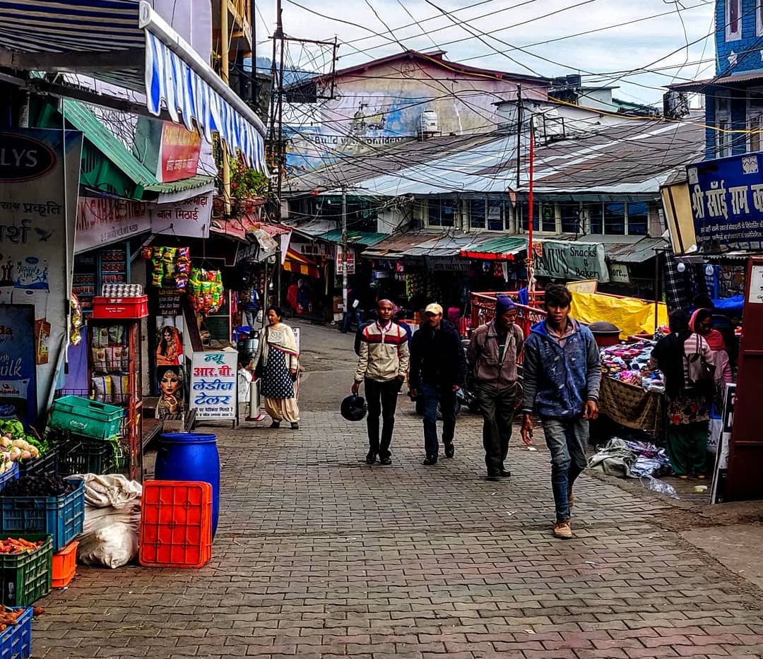 Bara Bazar - Best Places To Shop In Shillong To Explore The City