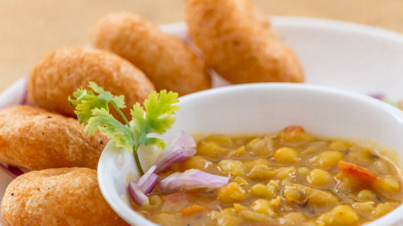 Bara Ghuguni - Best Street Foods In Bhubaneswar