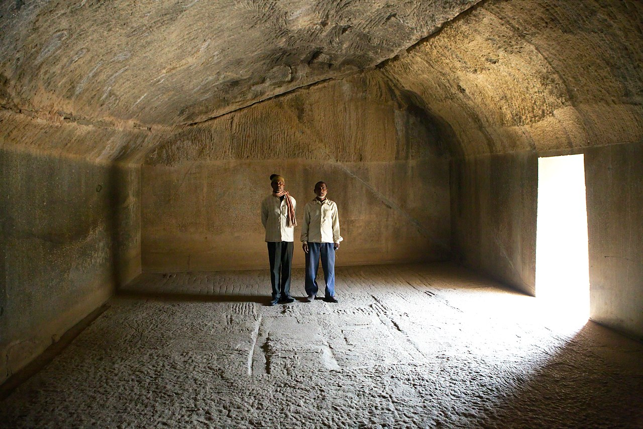 Incredible Place To Visit In Gaya-Barabar Caves