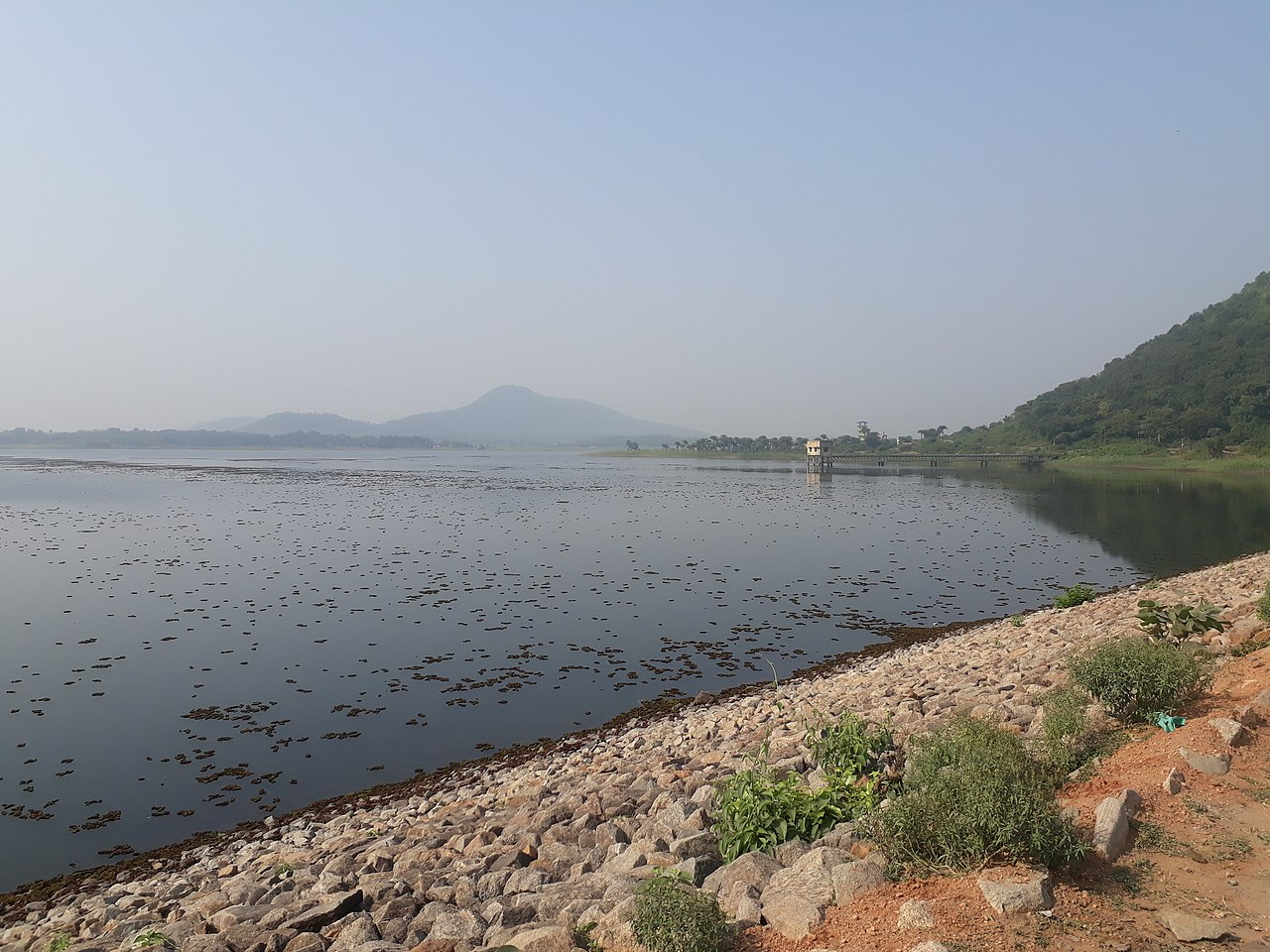 Must-See Place in Purulia-Baranti Reservoir