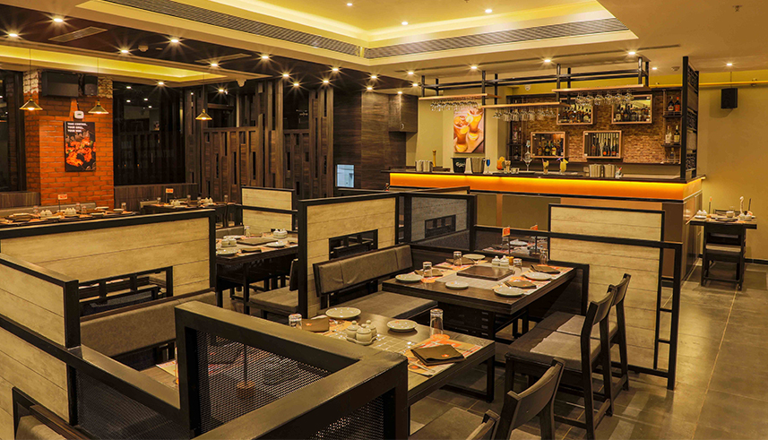 Barbeque Nation - Best Restaurant Serving Authentic Lucknowi Food In Lucknow