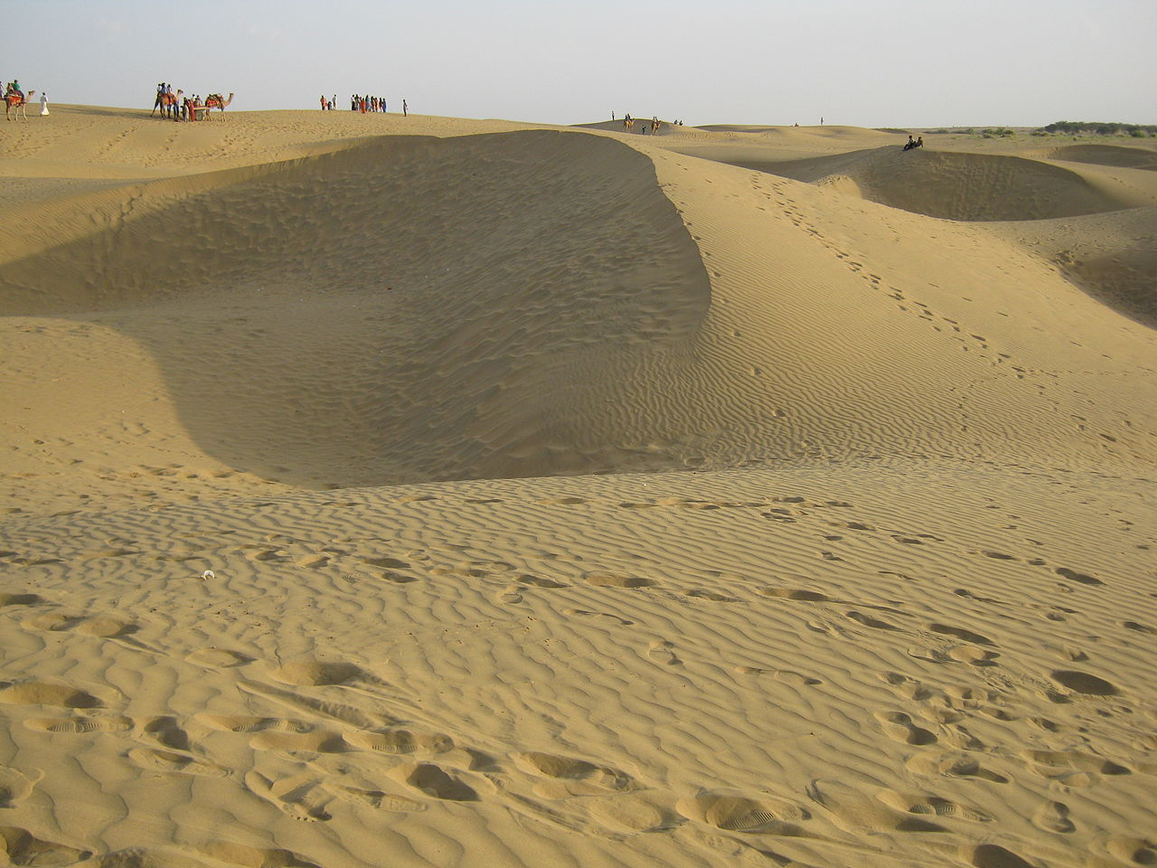 Best Desert Destination in Rajasthan-Barmer