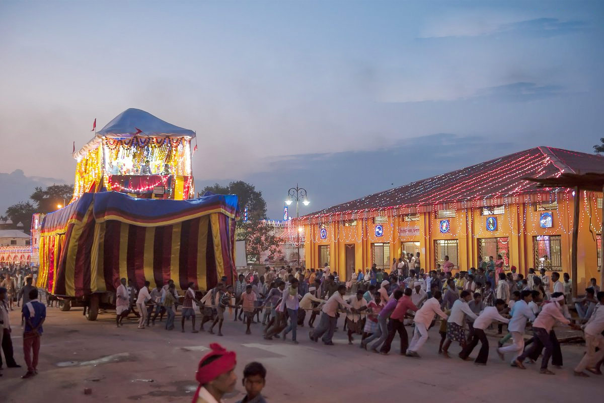 Bastar Dussehra - Popular Festival of Chhattisgarh