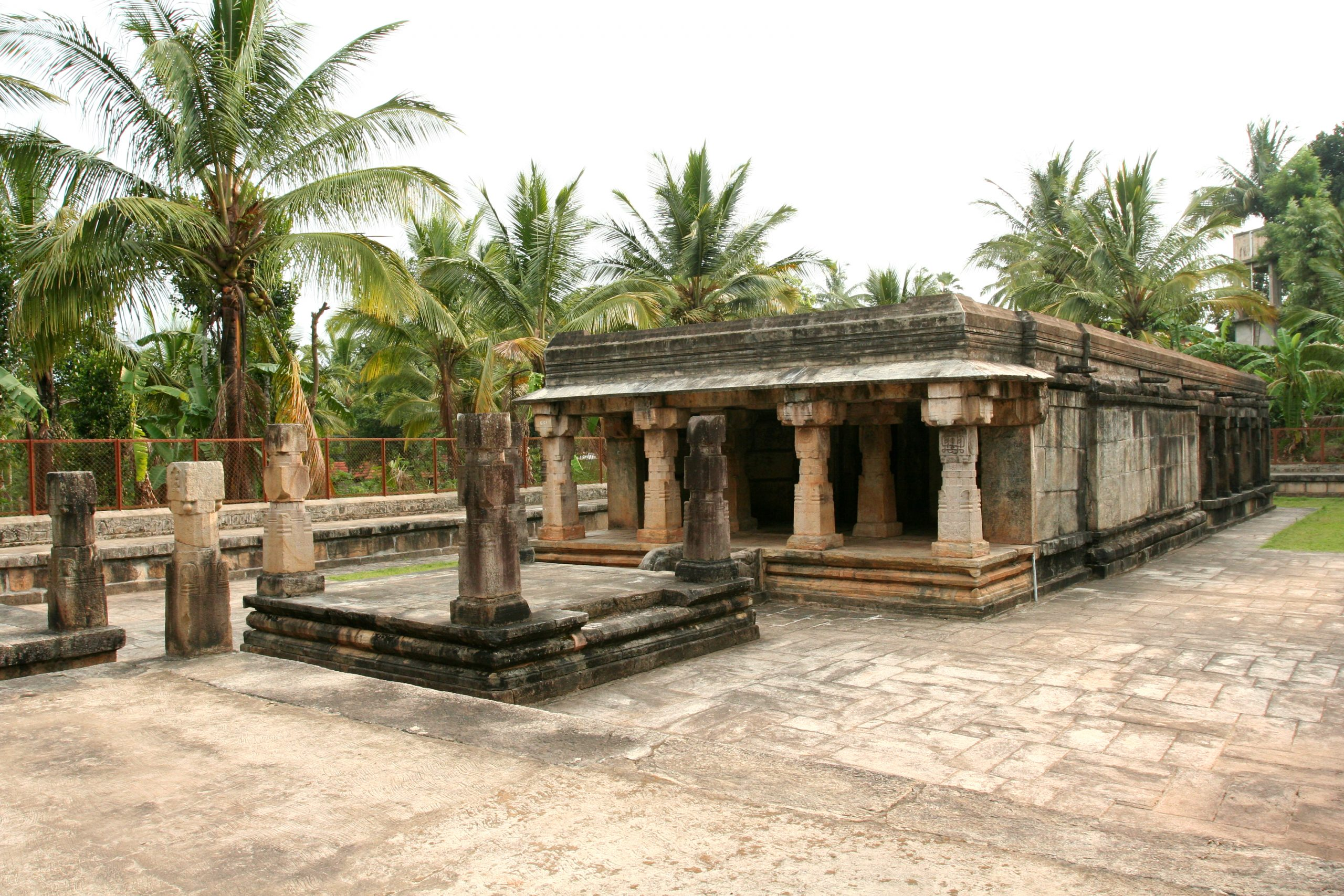 Place to Visit in Wayanad - Bathery Jain Temple