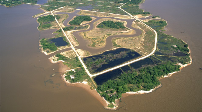 Popular Place in Houston-Baytown Nature Center