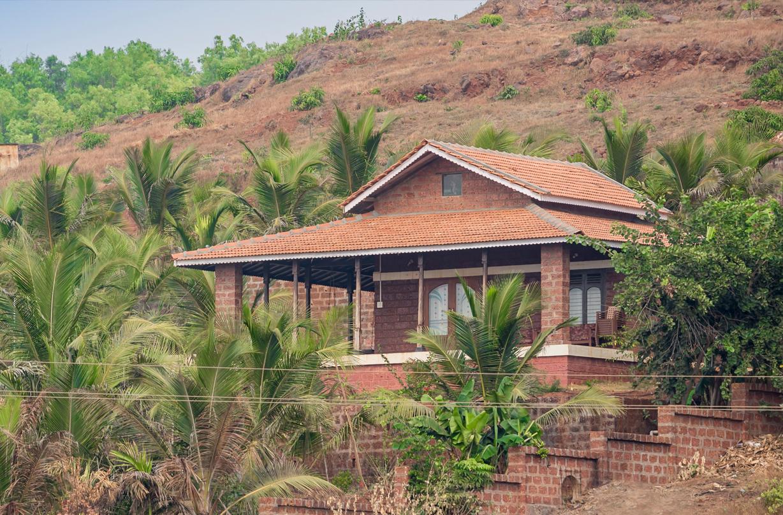 Beachfront Villas-Top Hotel and Resort in in Ganpatipule