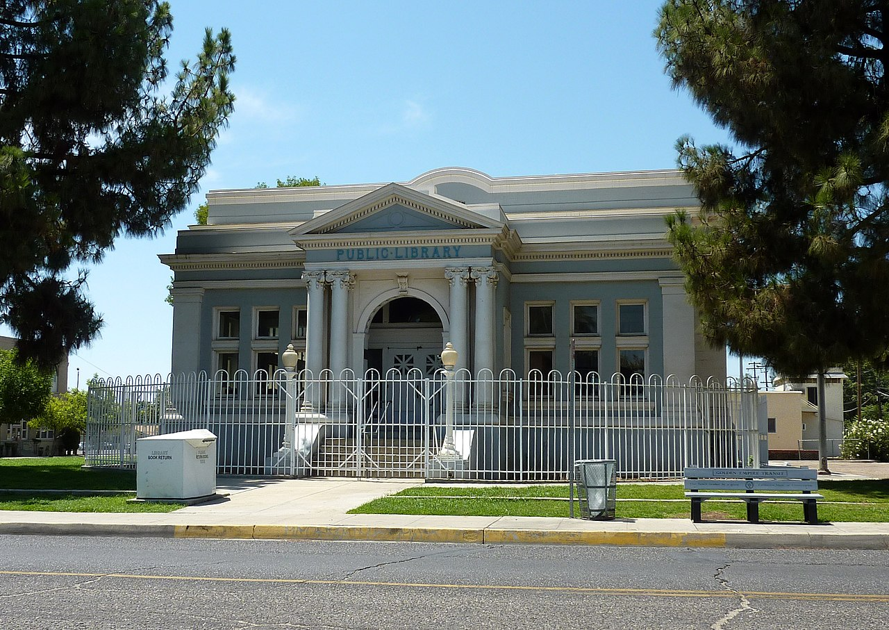 Top Historical Place to Visit in Bakersfield-Beale Memorial Library, Kern Branch