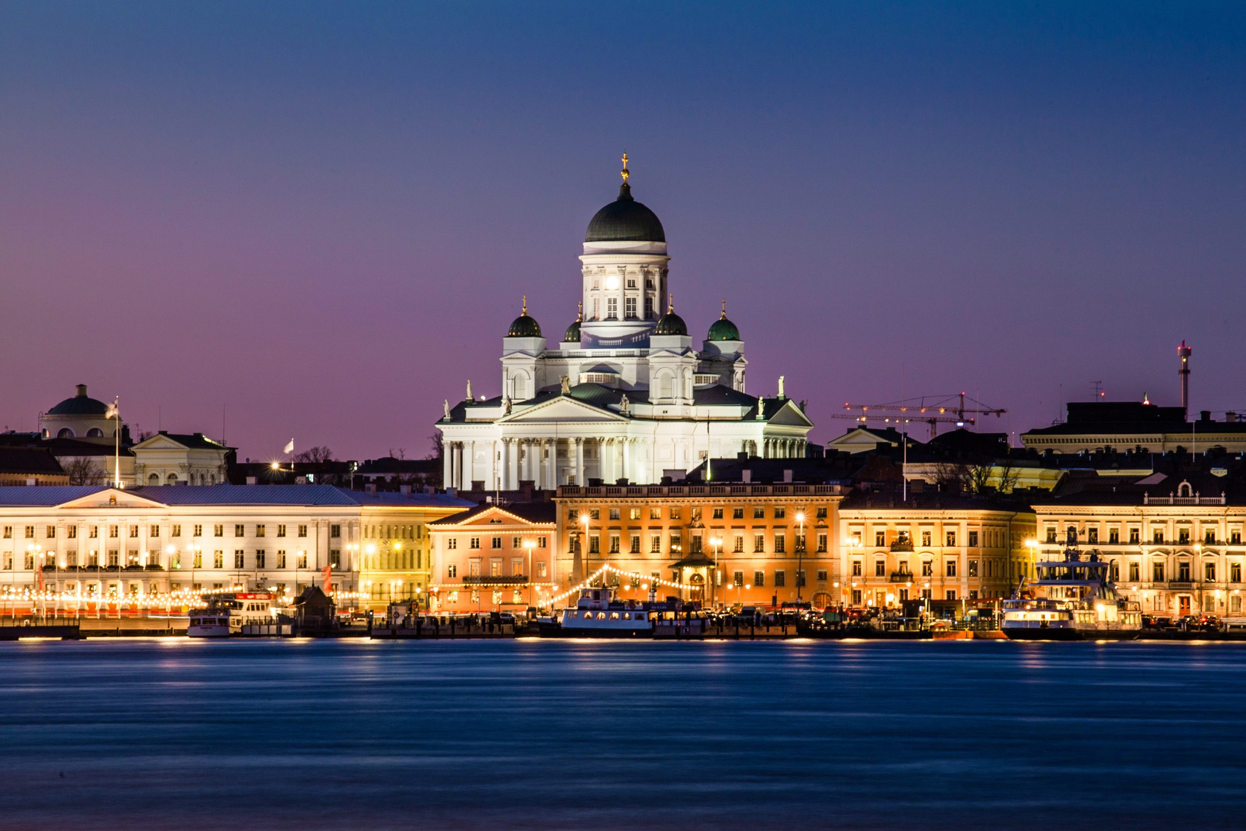 Beautiful Helsinki Picture