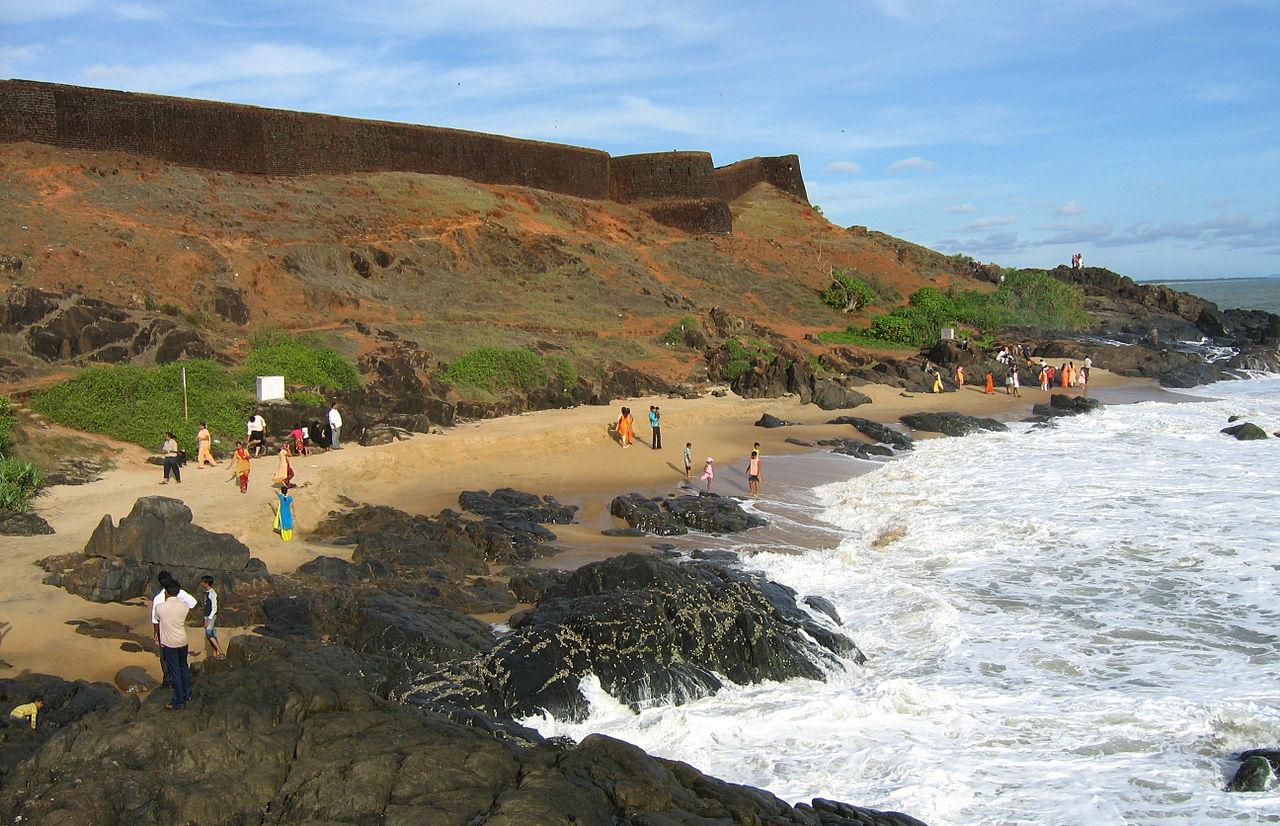 Popular Beach of Kerala-Bekal Beach