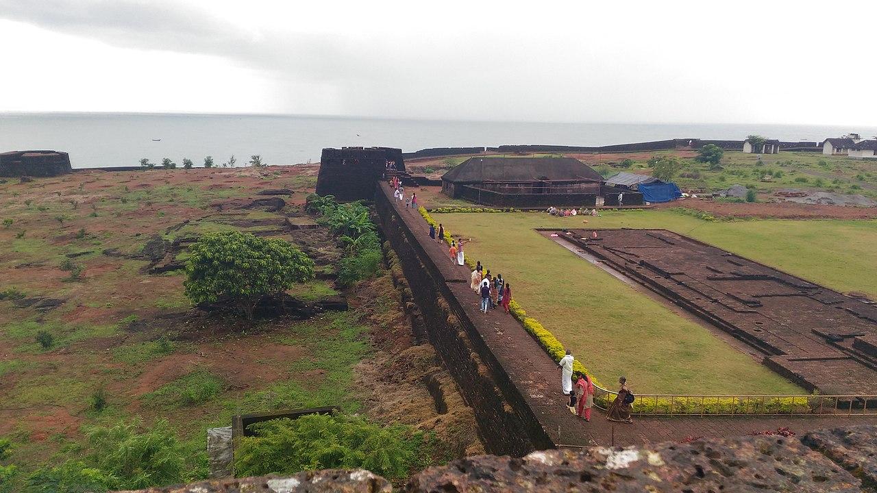 Top Historical Destination to Visit in Kerala-Bekal Fort