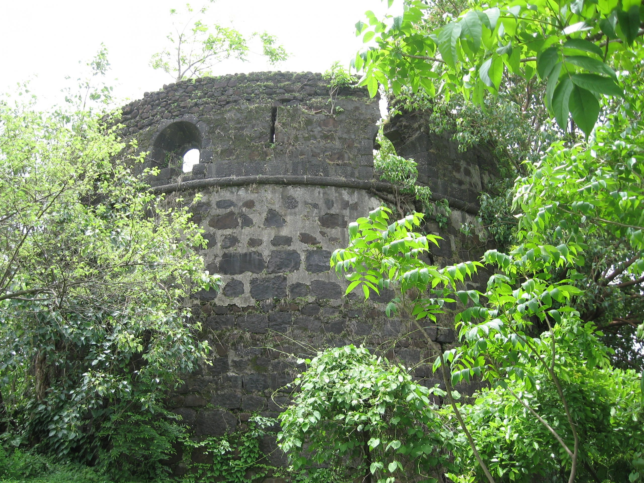 Belapur Fort: In the Heart of Navi Mumbai at CBD Belapur